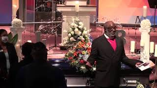 Homegoing Celebration of Pastor Lois Blackwell Live Stream (8/8/2020)