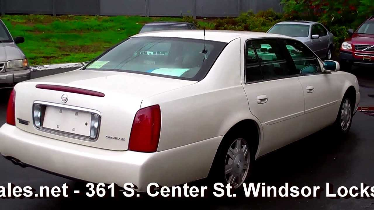 2003 cadillac deville sedan 4dr northstar v8 at youtube. Black Bedroom Furniture Sets. Home Design Ideas
