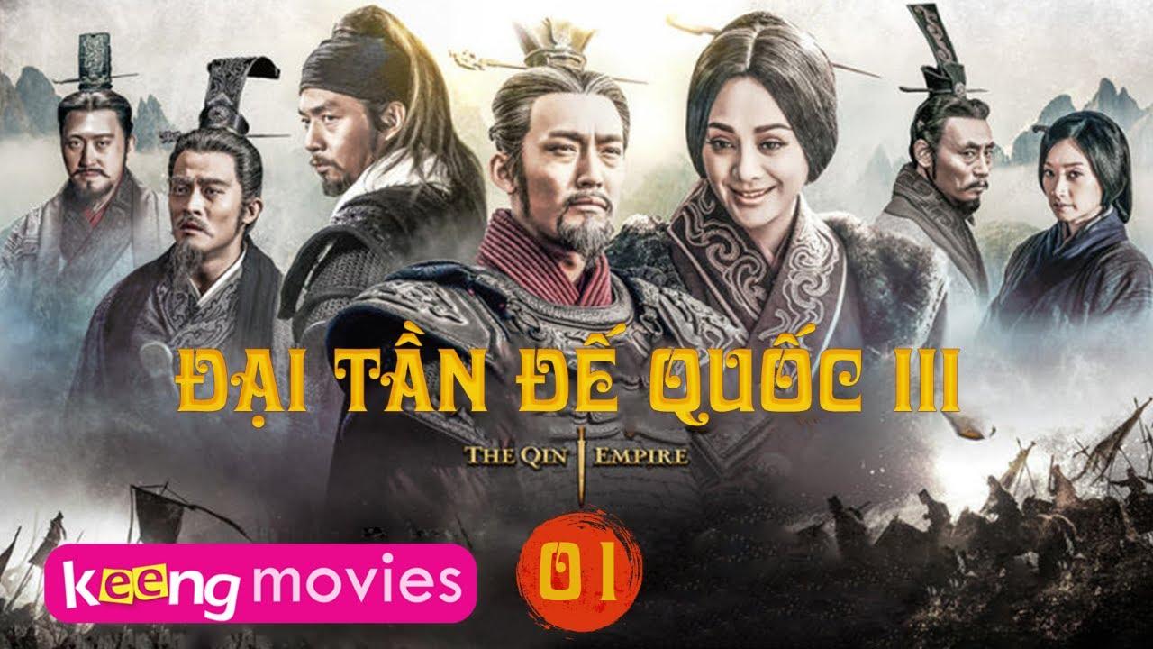 Đại Tần Đế Quốc Phần 3  - Tập 1 | Phim Cổ Trang Dã Sử Trung Quốc Hay Nhất