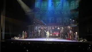 Lea Salonga & Jett Pangan Sweeney Todd Singapore opening night bow