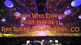"Phish ""Down with Disease"" 06-11-94"