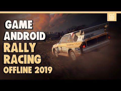7 Game Android Offline Rally Racing Terbaik 2019
