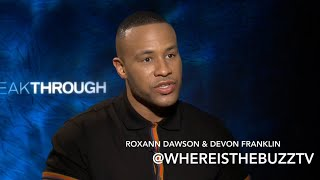 DeVon Franklin, Dennis Haysbert, Mike Colter, Chrissy Metz, And Roxann Dawson Speak On Breakthrough
