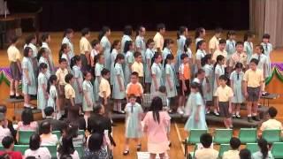 14-15 小六畢業禮 合唱團