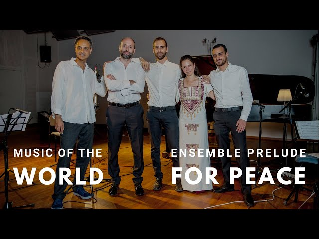 Music of the world from Israel