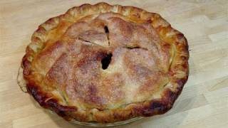 How to Make Homemade Apple Pie from Scratch - Recipe by Laura Vitale - Laura in the Kitchen Ep. 74