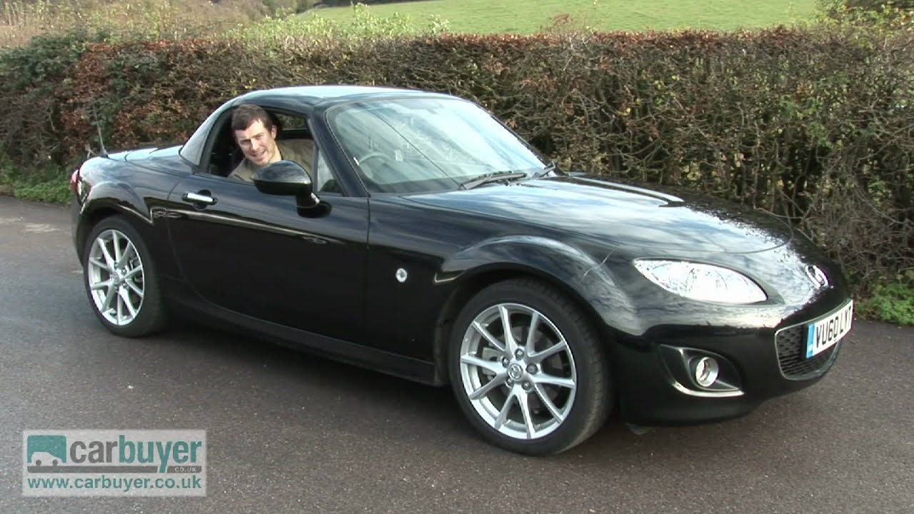 Mazda Mx 5 Roadster Review Carbuyer Youtube
