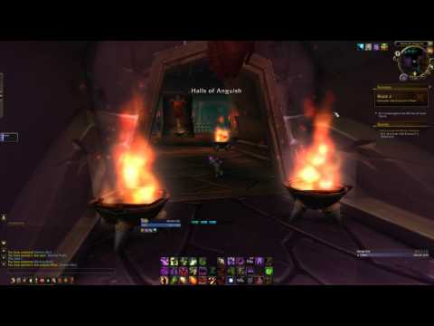 Warlock Green fire at 110! Part 2 of 2. Not commits to only raiding heroic???