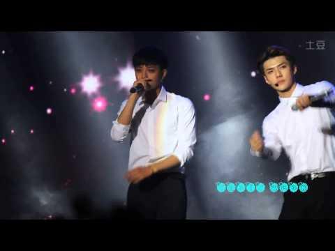 140817 Samsung Galaxy Nanjing Music Festival @ Tao Sehun - Peter Pan