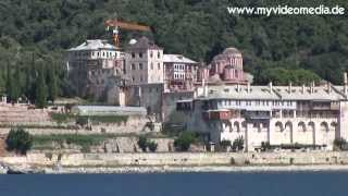 Mount Athos - Greece HD Travel Channel