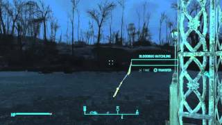 Fallout 4 how to remove dead bodies from your settelment