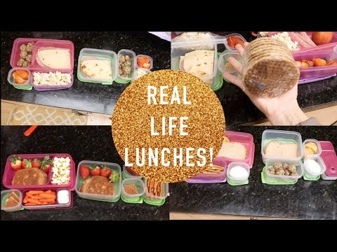 School Lunch Videos Are Your Favorite?!  Okay, Here's Another!