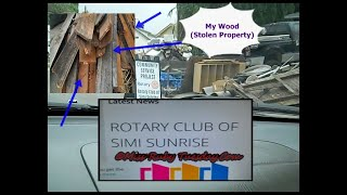 Miss Ruby Tuesday-The Rotary Club Of Simi Sunrise Is A Pawn In My Neighbors Game