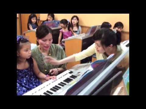 Welcome to Yamaha Junior Music Course