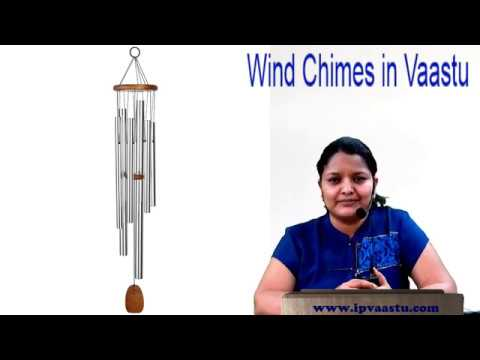 Vaastu Tips To Select Wind Chimes For Home.