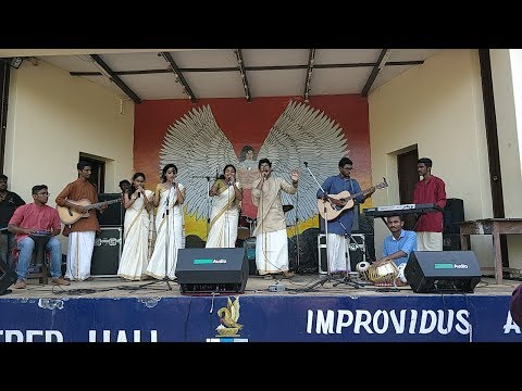 """""""STREETS OF ANANDAPURAM"""" Rocking at MADRAS CHRISTIAN COLLEGE AUDITIONS 2017-18'"""
