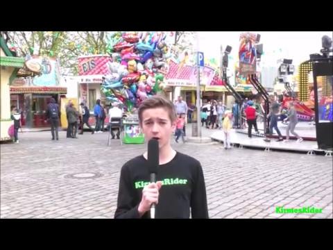 Frühjahrsmarkt Bremerhaven 2017 - Reportage by KirmesRider