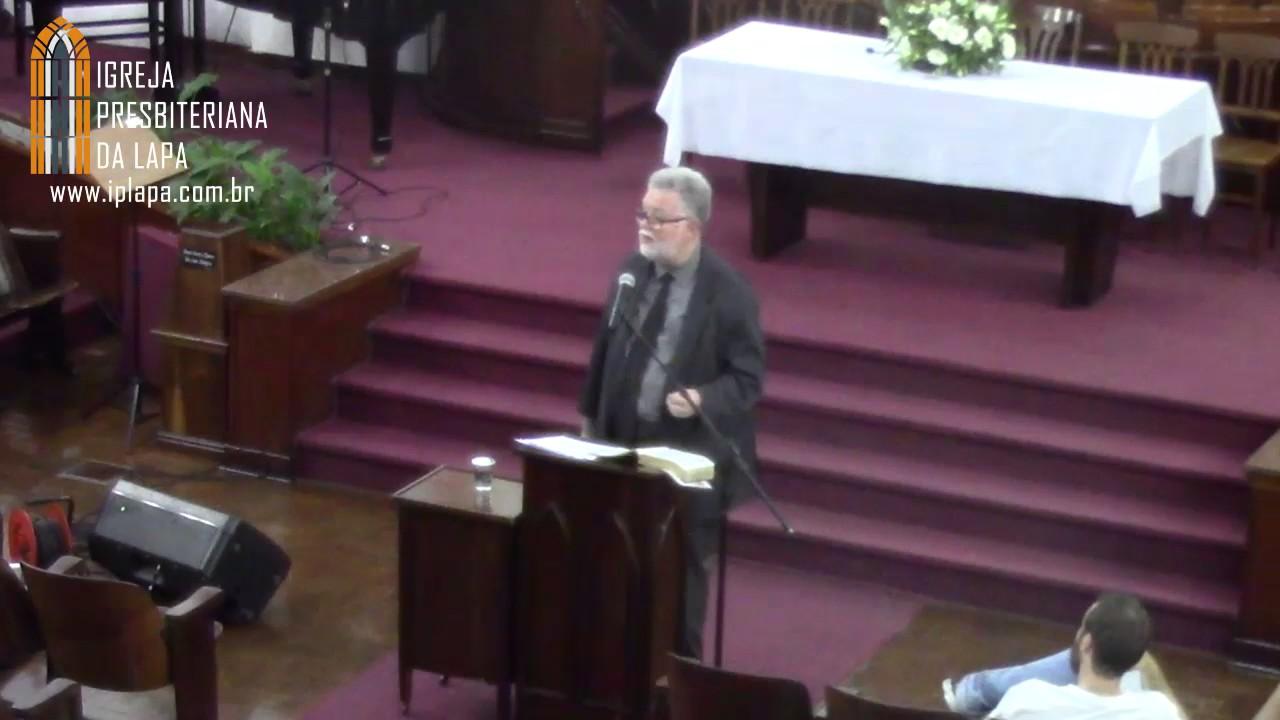 2 Timóteo 4.14-18 - Rev. George Alberto Canelhas