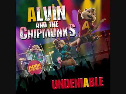 Alvin and the Chipmunks - Poker Face Chipmunk