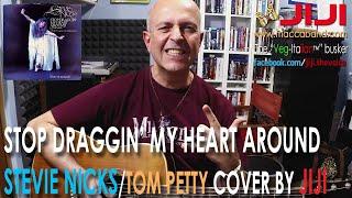 Stop Draggin' My Heart Around - Stevie Nicks & Tom Petty | Cover by Jiji, the Veg-Italian busker