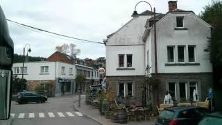 Houffalize in Belgium