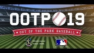 Out of the Park Baseball 19 - A Quick Look