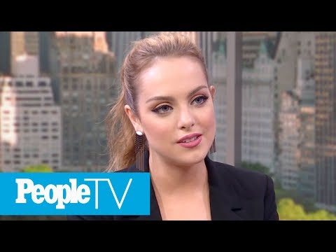 'Dynasty' Star Liz Gillies On The CW Reboot, How The Show Is Different From The Original | PeopleTV