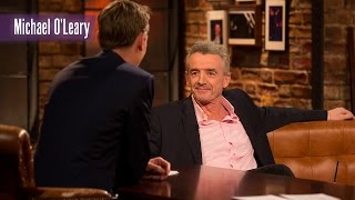Michael O'Leary 'I don't like holidays!' | The Late Late Show | RTÉ One