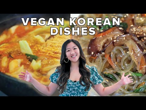 3 Must-Try Vegan Korean Recipes