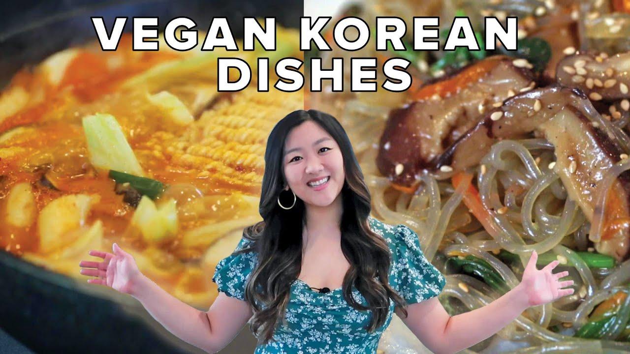 3 Must-Try Vegan Korean Recipes