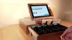 Cash Tray iPad Register