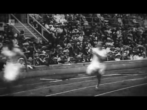 Olympics 1912 200m