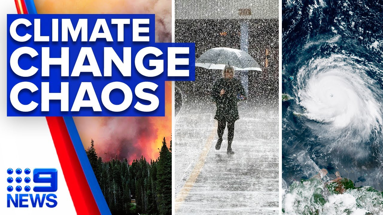 Climate Change to bring extreme weather conditions