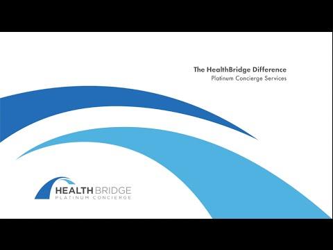 HealthBridge | Platinum Concierge