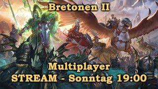1v1 Multiplayer - BRETONEN II - Total War: Warhammer 2 Deutsch