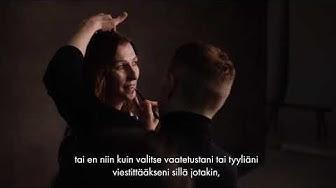 Minut itseni kanssa behind the scenes Erja Häkkinen