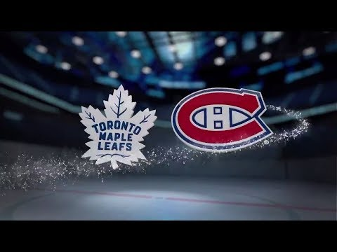 Toronto Maple Leafs vs Montreal Canadiens - October 14, 2017 | Game Highlights | NHL 2017/18. Обзор