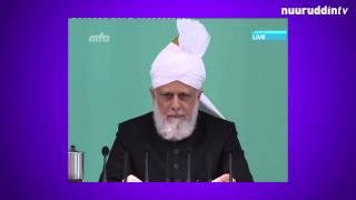 Folge den Kalifen - 08.05.2015- Die Bevölkerung der Moscheen (Dienstag)
