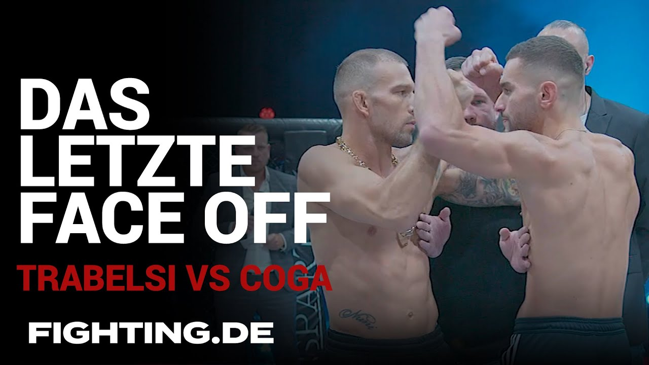 Download Trabelsi vs Coga - FACE OFF | NFC 5 - FIGHTING