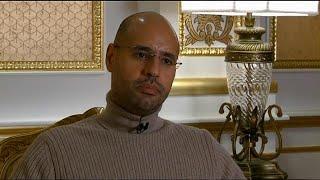 Сын Каддафи баллотируется в президенты