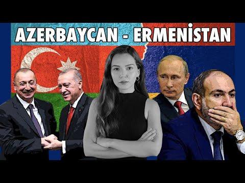 DÜNDEN BUGÜNE AZERBAYCAN-ERMENİSTAN