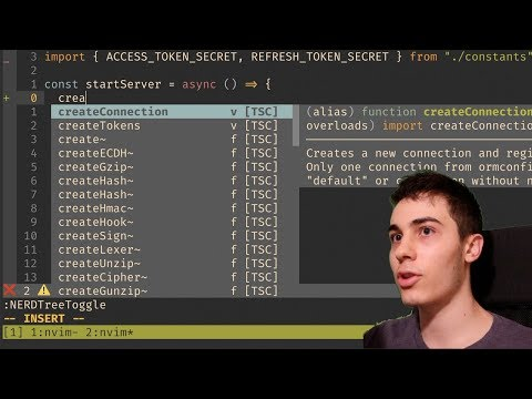 How To Configure Vim Like VSCode