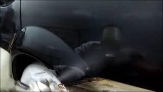 Покраска переходом арки автомобиля в Минске
