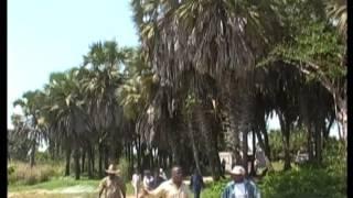 Route de l'esclave, Kongo Central, visite d'inspection Ministre du Tourisme