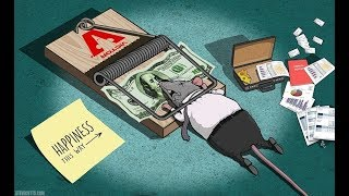 Happiness (*NEW*Animated Short Film by Steve Cutts)