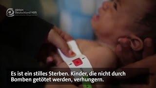 Drohende Hungerskatastrophe im Jemen | Aktion Deutschland Hilft