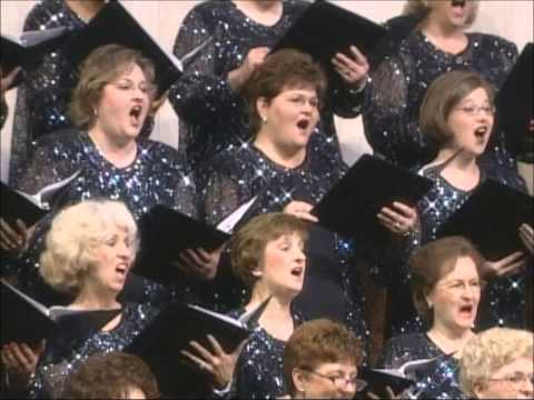 Christ The Lord Is Risen Today - Diane Bish & The Bellevue Baptist Choir