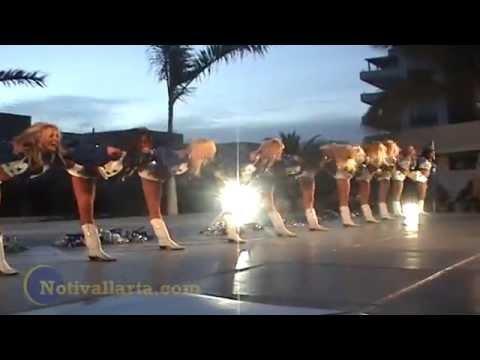 Vaqueritas de Dallas en Puerto Vallarta y Riviera Nayarit - Dallas Cowboys Cheerleaders