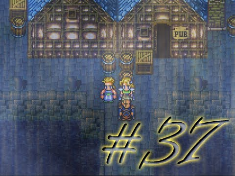 Let's Play Final Fantasy 6 - Part 37: Shortest boat ride EVER.