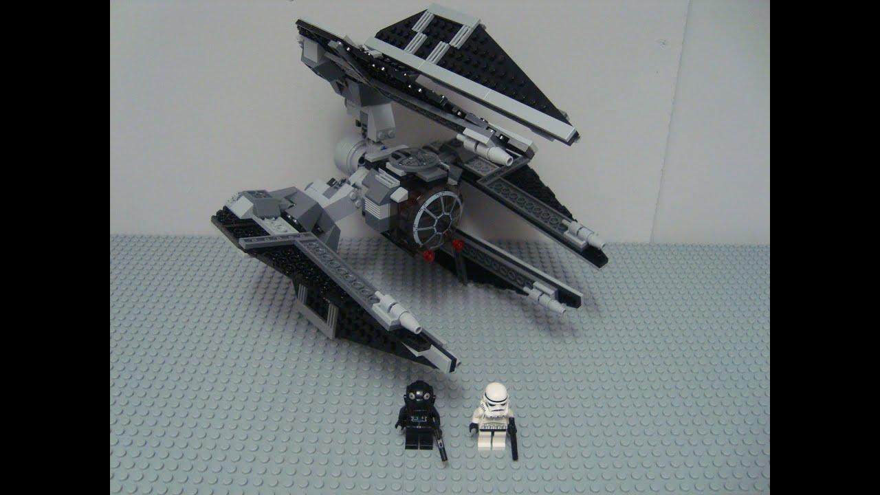 lego wars tie defender 8087 review